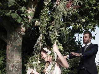 La boda de Miriam y Josu 1