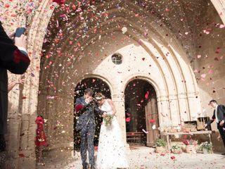 La boda de Miriam y Josu 3