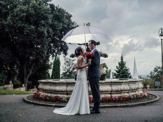 La boda de Meritxell y Michael