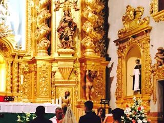 La boda de Noelia  y Alessandro 2