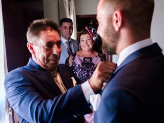 La boda de Rocío y Fran 2