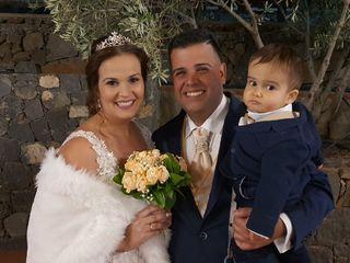 La boda de Vanessa  y Nauset