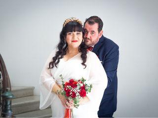 La boda de Dolo y José