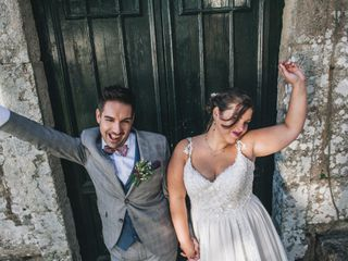 La boda de Estrela y Jose