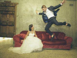La boda de Gisela y Iván