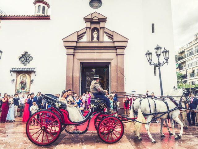 La boda de Antonio y Raquel en Mijas, Málaga 8