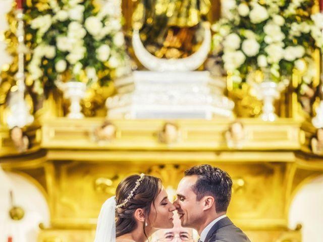 La boda de Antonio y Raquel en Mijas, Málaga 9