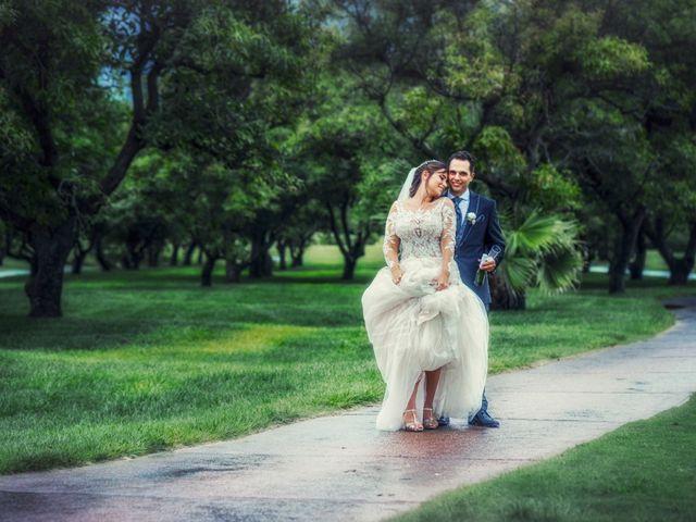 La boda de Raquel y Antonio