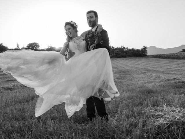 La boda de Josu y Miriam en Santa Gadea Del Cid, Burgos 3
