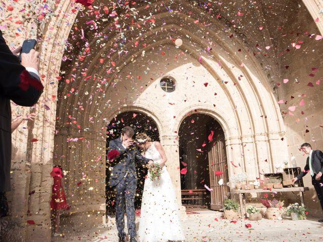La boda de Josu y Miriam en Santa Gadea Del Cid, Burgos 4