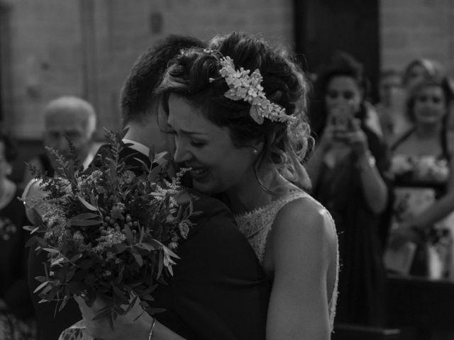 La boda de Miriam y Josu