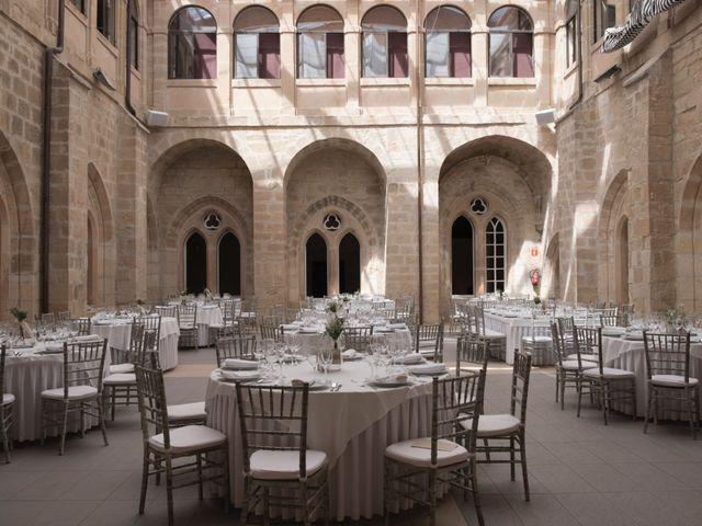 La boda de Josu y Miriam en Santa Gadea Del Cid, Burgos 7