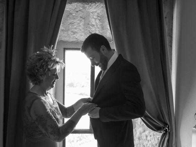La boda de Josu y Miriam en Santa Gadea Del Cid, Burgos 11