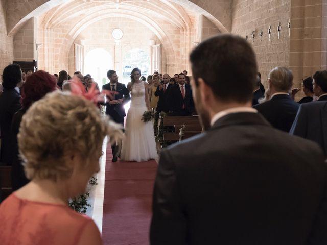 La boda de Josu y Miriam en Santa Gadea Del Cid, Burgos 13