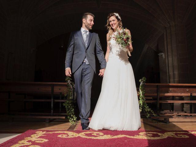 La boda de Josu y Miriam en Santa Gadea Del Cid, Burgos 14