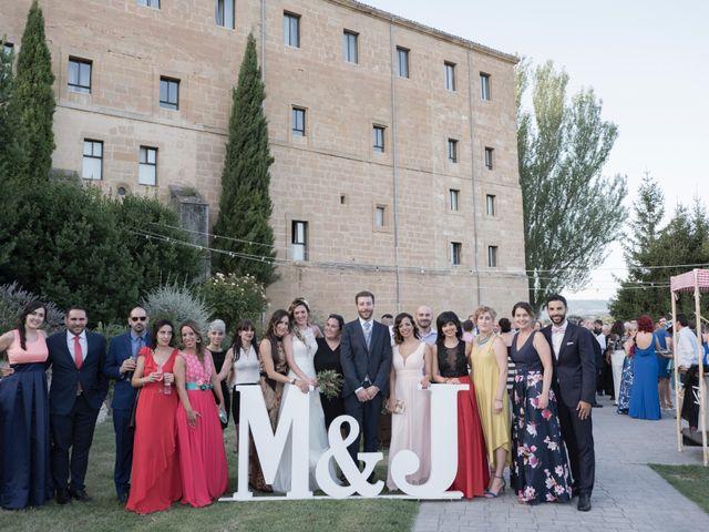 La boda de Josu y Miriam en Santa Gadea Del Cid, Burgos 18