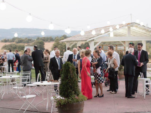 La boda de Josu y Miriam en Santa Gadea Del Cid, Burgos 20