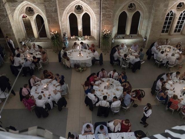 La boda de Josu y Miriam en Santa Gadea Del Cid, Burgos 21