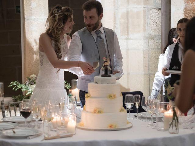 La boda de Josu y Miriam en Santa Gadea Del Cid, Burgos 22