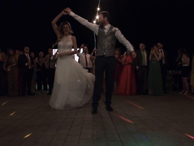 La boda de Josu y Miriam en Santa Gadea Del Cid, Burgos 27