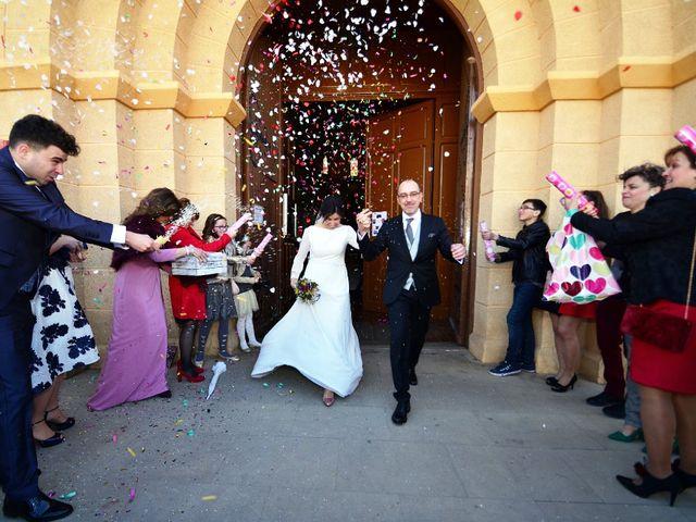 La boda de Itziar y Trury