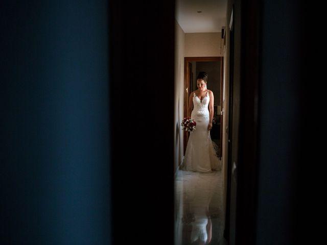 La boda de Fran y Rocío en La Puebla Del Rio, Sevilla 7