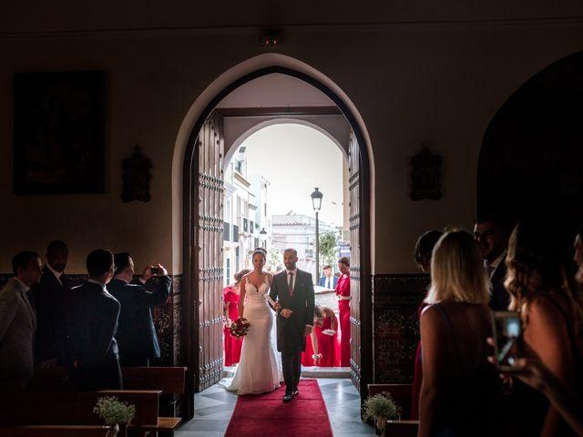 La boda de Fran y Rocío en La Puebla Del Rio, Sevilla 9