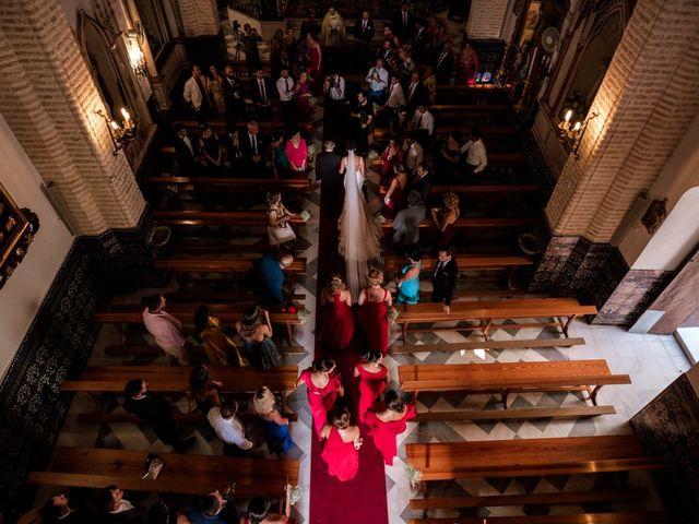 La boda de Fran y Rocío en La Puebla Del Rio, Sevilla 10