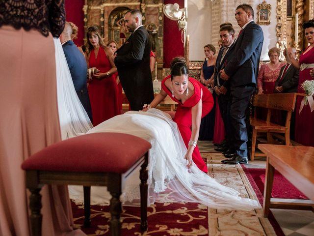 La boda de Fran y Rocío en La Puebla Del Rio, Sevilla 11