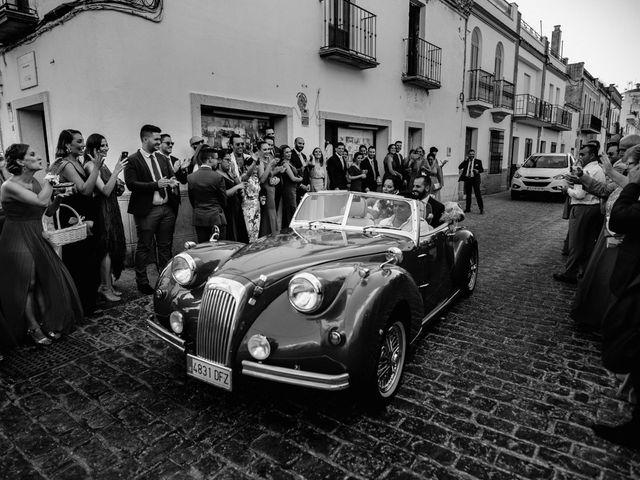 La boda de Fran y Rocío en La Puebla Del Rio, Sevilla 17