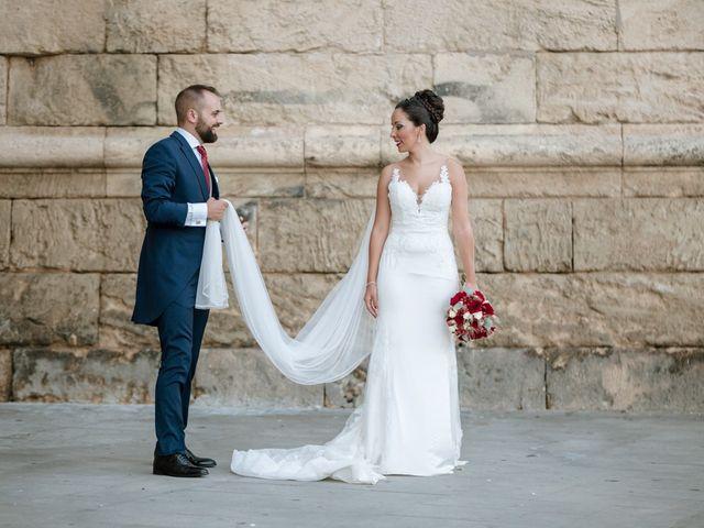 La boda de Fran y Rocío en La Puebla Del Rio, Sevilla 18