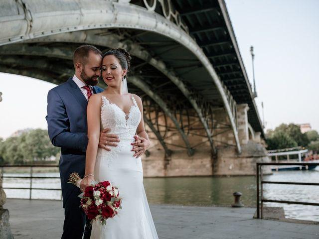 La boda de Fran y Rocío en La Puebla Del Rio, Sevilla 19