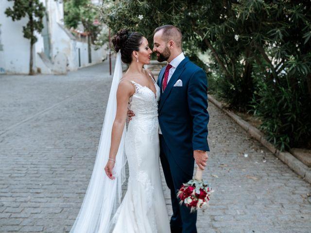 La boda de Fran y Rocío en La Puebla Del Rio, Sevilla 22