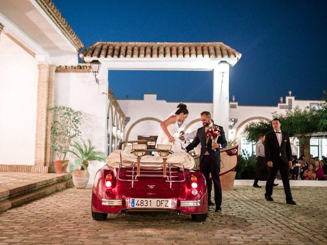 La boda de Fran y Rocío en La Puebla Del Rio, Sevilla 23