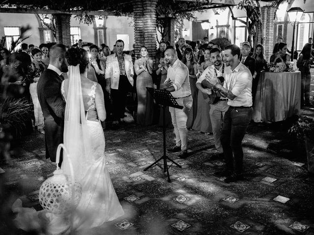 La boda de Fran y Rocío en La Puebla Del Rio, Sevilla 25