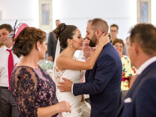 La boda de Fran y Rocío en La Puebla Del Rio, Sevilla 27