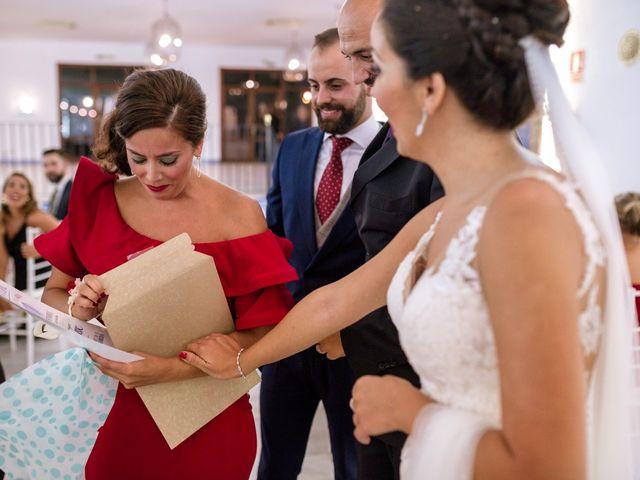 La boda de Fran y Rocío en La Puebla Del Rio, Sevilla 28