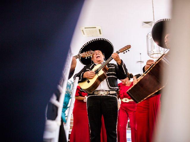La boda de Fran y Rocío en La Puebla Del Rio, Sevilla 30