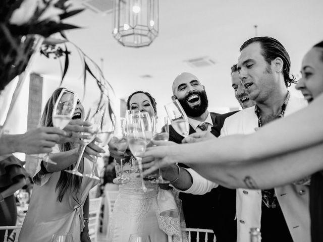 La boda de Fran y Rocío en La Puebla Del Rio, Sevilla 32