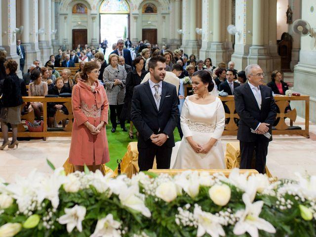La boda de Javier y Ada en Castelló/castellón De La Plana, Castellón 40