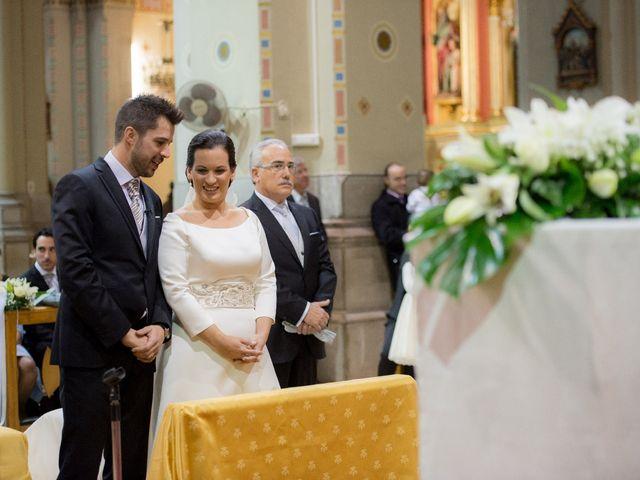 La boda de Javier y Ada en Castelló/castellón De La Plana, Castellón 1