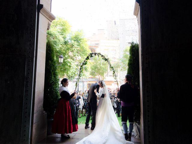 La boda de Javier y Ada en Castelló/castellón De La Plana, Castellón 48