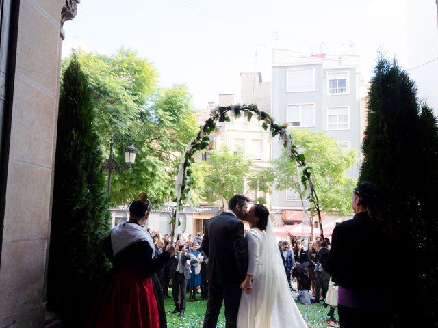 La boda de Javier y Ada en Castelló/castellón De La Plana, Castellón 51