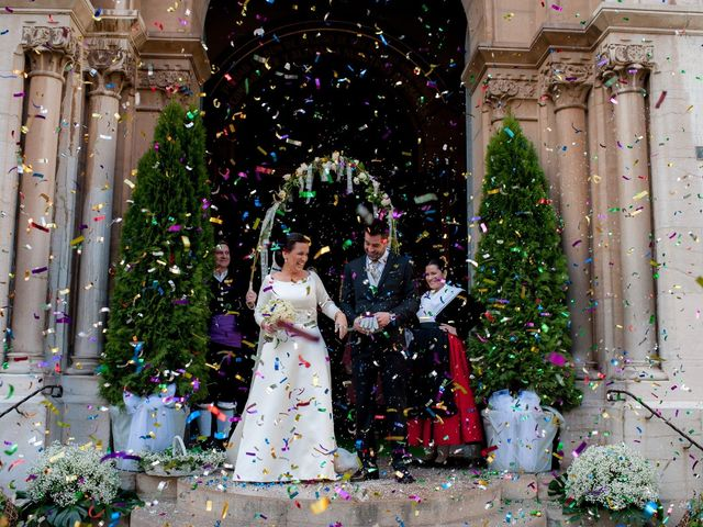 La boda de Javier y Ada en Castelló/castellón De La Plana, Castellón 59