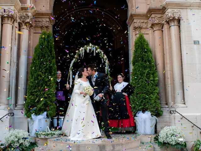 La boda de Ada y Javier