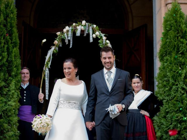 La boda de Javier y Ada en Castelló/castellón De La Plana, Castellón 60