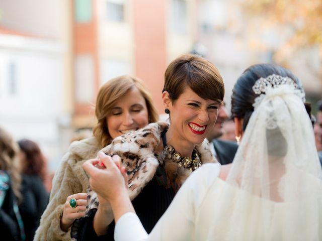La boda de Javier y Ada en Castelló/castellón De La Plana, Castellón 63