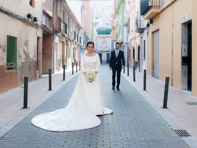 La boda de Javier y Ada en Castelló/castellón De La Plana, Castellón 72