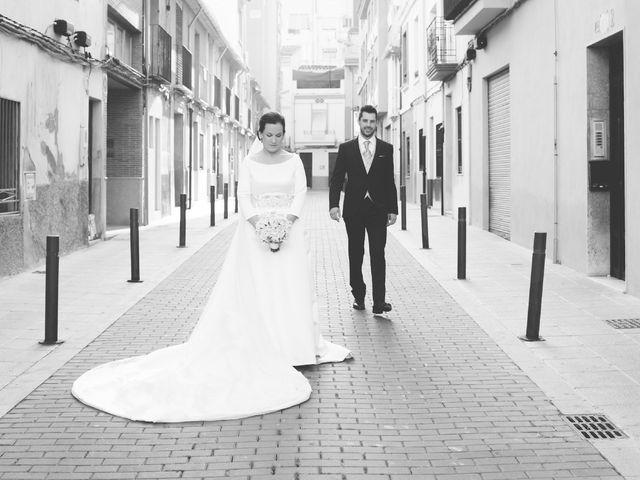 La boda de Javier y Ada en Castelló/castellón De La Plana, Castellón 73