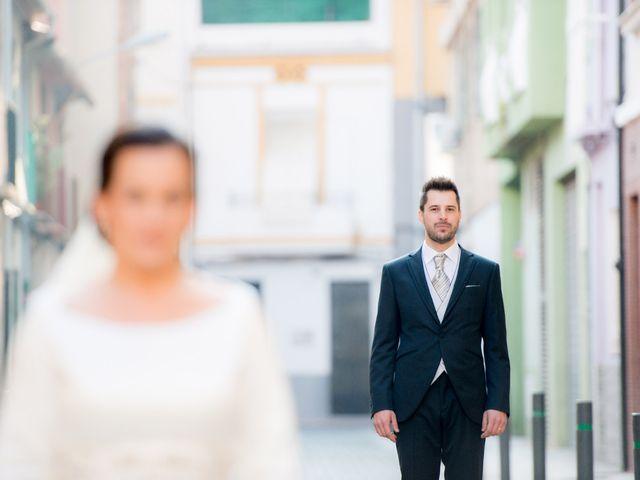 La boda de Javier y Ada en Castelló/castellón De La Plana, Castellón 74